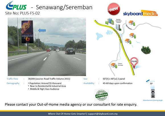 Create Brand Awareness In Senawang-Seremban